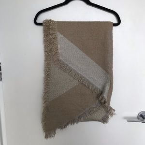 Urban Outfitters Ecoté Geo Blanket Scarf